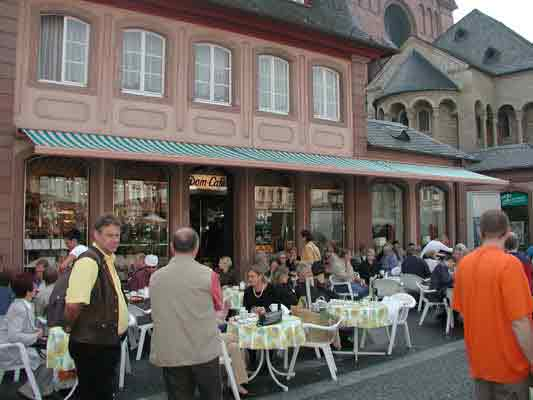 Cafe Am Markt Mainz